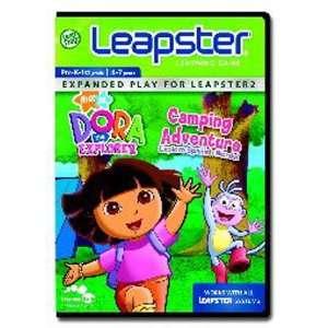 Doras Camping Adventure Gr Prek 1 Toys & Games