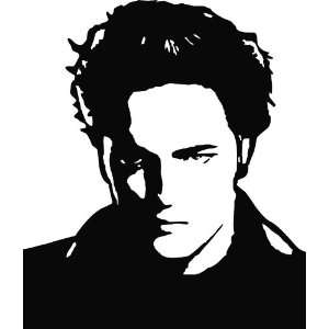 Twilight Edward Cullen Die Cut Vinyl Decal Sticker 6