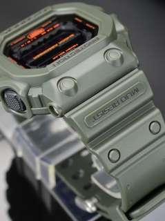 NEW CASIO GXW 56KG 3JF G SHOCK Army Green MULTIBAND 6 Solar Radio