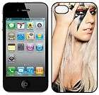 LADY GAGA #   hard case cover fits iphone 4 /4s mobile phone *NEW*