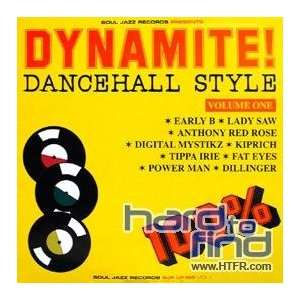 Dynamite Dancehall [Vinyl]: Various Artists: Music