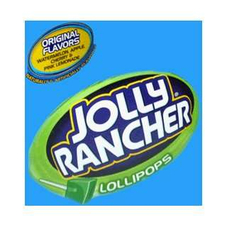 JOLLY RANCHER 50/POPS ASSORTED Grocery & Gourmet Food