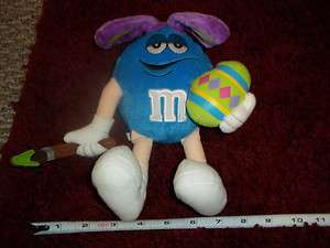 Easter Bunny Blue Doll Plush Toys Stuffed Animals 11