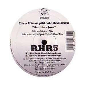 PIN UP/MODELLE/ELVIRA / ANOTHER JAM LISA PIN UP/MODELLE/ELVIRA Music