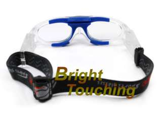 Kids Sports Goggles Safety glasses Wrap Eyewear Basketball Football