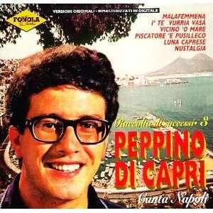 Vol. 3 Raccolta Di Successi: Peppino Di Capri: Music