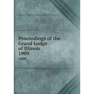 Order of Odd Fellows. Grand Lodge of Illinois  Books