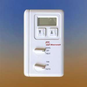 1 stage heat / cool Digital Thermostat