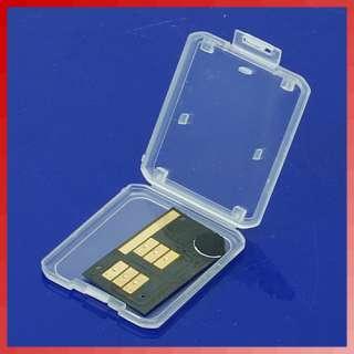 Universal No Cut Cell Phone Mobilephone Sim Unlock Card