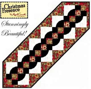 CHRISTMAS PRESENCE TABLE RUNNER KIT April Cornell