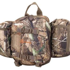 Elk Springs hunting day pack waist deer stand organizer