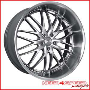 20 INFINITI G35 COUPE MRR GT 1 STAGGERED WHEELS RIMS