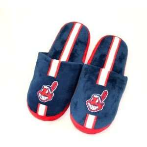 Cleveland Indians Mens Slippers House Shoes: Sports & Outdoors
