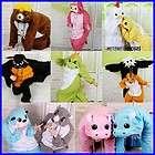 Animal Character Costume Cosplay Pajama Halloween Party *21 Style* NEW