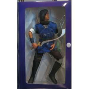 Shen Feng Japanese Cartoon Action Figure: Toys & Games
