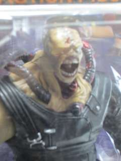 RESIDENT EVIL NEMESIS EB EXCLUSIVE mouth is open SUPER RARE PALISADES