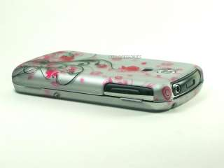 PINK FLOWERS COVER CASE SAMSUNG EPIC 4G GALAXY S SPRINT