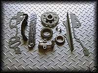 Toyota 22R 22RE Timing Chain Kit Pick Up Truck 4Runner