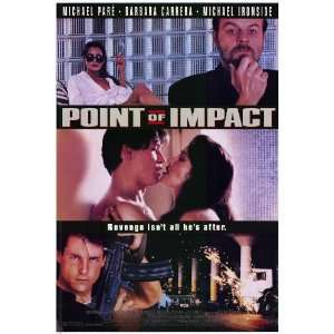 Point of Impact (1993) 27 x 40 Movie Poster Style A: Home