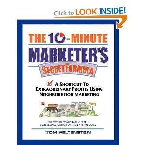Using Neighborhood Marketing: Tom Feltenstein:  Books