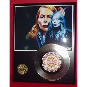 Joni Mitchell 24kt Gold Record LTD Edition Display ***FREE