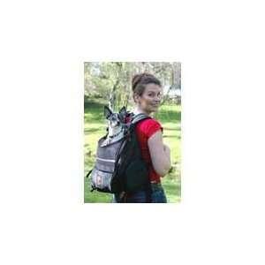 BackPack Pet Carrier  Black Patio, Lawn & Garden
