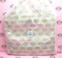 Juicy Couture Peace Love Crest Canvas Book Bag Tote nwt FREE GIFT WRAP