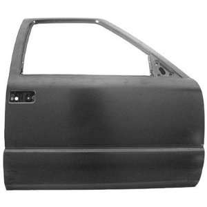 TKY CV80018AR TY1 Chevy/GMC Primed Black Replacement Front