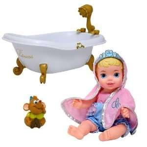 Disney My First Bath Baby Princess   Cinderella Toys