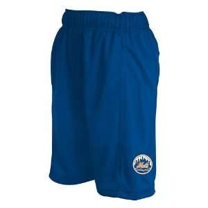 New York Mets Home Plate Performance Shorts   Boys 8 20