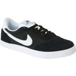 Nike Zoom Leshot LR Skate Shoe   Mens Black/Tropical