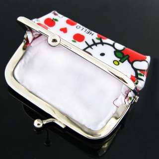 Wholesale 5 pcs Hello Kitty small Coin Purse Bag KT P13