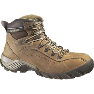 CAT Footwear P89962 Nitrogen Composite Toe Mens Work Boot Dark Beige
