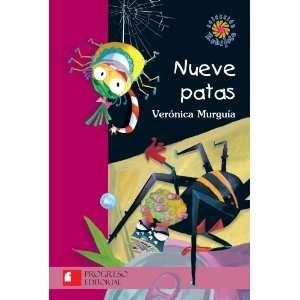 Nueve Patas/ Nine Feet (Spanish Edition) Paperback Book