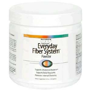 Rainbow Light Everyday Fiber System, Powder, Food Based, 8.8 oz (252 g