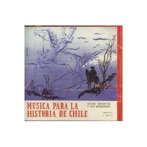 MUSICA PARA LA HISTORIA DE CHILE Music