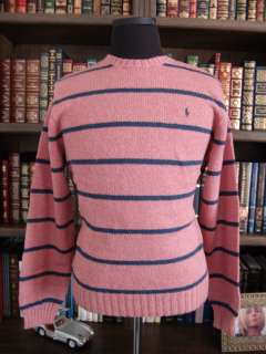 NWT $89.50 POLO RALPH LAUREN Cotton Crewneck Sweater