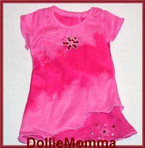 GIRL Pink Tye Dye Licorice Best Friend Outfit Dress~Retired 1 PC~Save