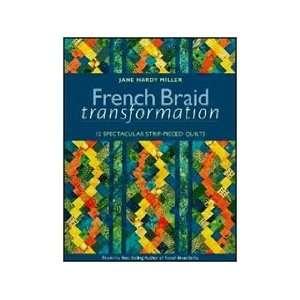 C&T Publishing French Braid Transformation Book Arts