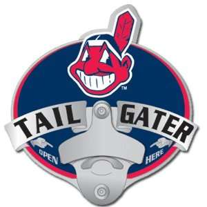 MLB Cleveland Indians Tailgater Hitch Cover Sports
