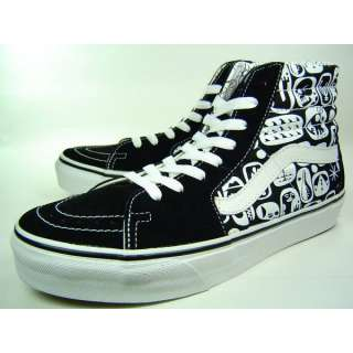 VANS SK8 HI Men shoes 5894999 5 7 8 9 10 11 12 13 NEW