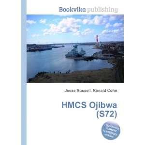 HMCS Ojibwa (S72) Ronald Cohn Jesse Russell Books