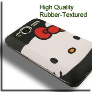 HTC EVO Shift 4G 4 G Sprint M Hello Kitty Cover Skin Faceplate