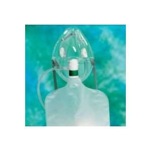 Hudson Adult Non Rebreather O2 Mask without Safety Vent