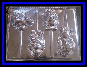 NEW ***TOY STORY Group*** Lollipop Candy Molds