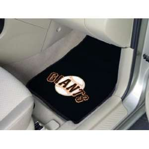 MLB San Francisco Giants 2 Piece Cromo Jet Printed Floor