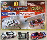 2006 Life Like Chevy MONTE & Ford FUSION Slot Cars 9040