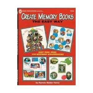 books the easy way: Easy page ideas for beginner scrapbooking: Pamela