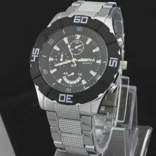 Luxury Watches Men Good Quality Stainless Steel Mens Quartz Wrist