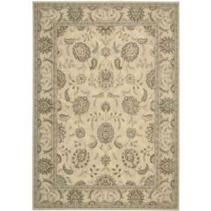 Nourison Persian Empire Ivory Traditional Persian 9 6 x